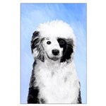 Portuguese Water Dog Large Poster