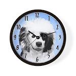 Portuguese Water Dog Wall Clock