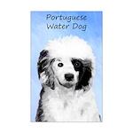 Portuguese Water Dog Mini Poster Print