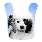 Portuguese Water Dog Polyester Baby Bib