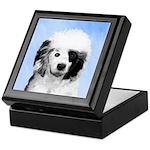 Portuguese Water Dog Keepsake Box