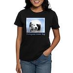 Portuguese Water Dog Women's Dark T-Shirt