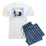 Portuguese Water Dog Men's Light Pajamas