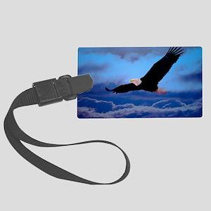 eagle  Large Luggage Tag