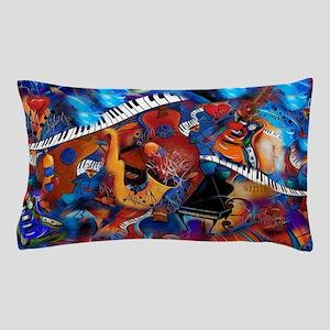 Guitar Jazz Music Magic Pillow Case