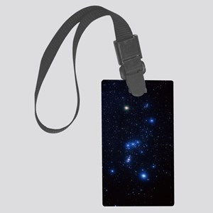 Orion constellation Large Luggage Tag