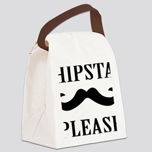Hipsta Please Canvas Lunch Bag