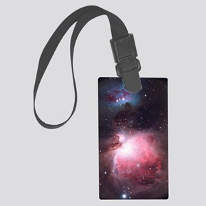 Orion nebula Large Luggage Tag