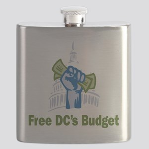 DC Budget Freedom Flask