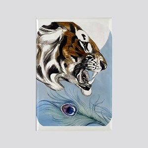 Power Bank For Tiger In Your Man Rectangle Magnet