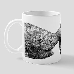 African Elephants Beer Cooler Mug