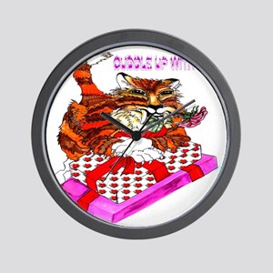 tigger cuddle up with me Wall Clock