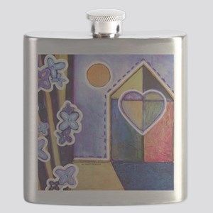House and Home Flask