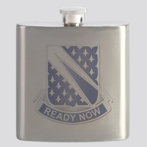 DUI - 3rd Squadron - 89th Cavalry Regt Flask