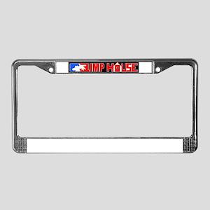 Limp House License Plate Frame