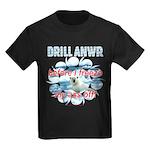 Drill ANWR Kids Dark T-Shirt