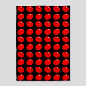 Red blood cells 5'x7'Area Rug