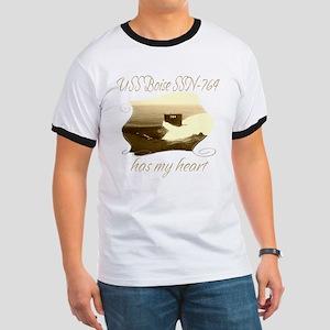 USS Boise SSN-764 T-Shirt