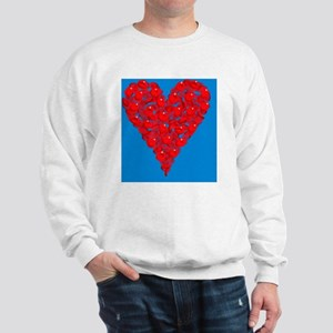 Red blood cells Sweatshirt