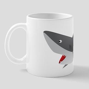 Shark Attack Shirt for Kids Mug