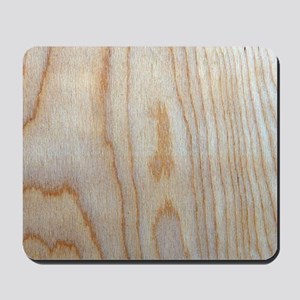 Wood Grain Loves Stain Designer Mousepad