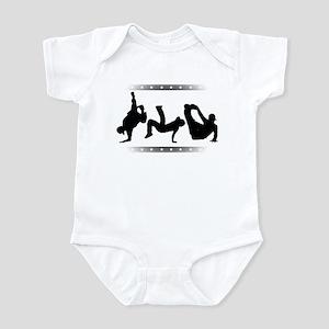 Vintage BreakDance Infant Bodysuit