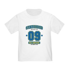 Statehood New Hampshire T