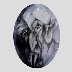 Nosferatu Oval Ornament