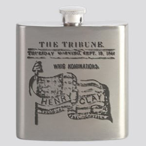 The Great Compromiser (Henry Clay) Flask