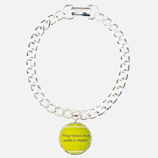 Make a Racket! Bracelet