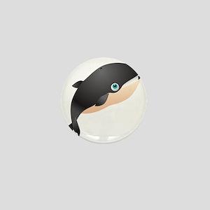 Giant Whale Kids Shirt Mini Button