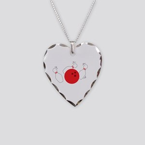 a spare Necklace Heart Charm