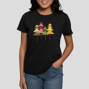 Pine Street Women's Dark T-Shirt
