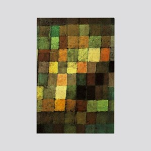 Paul Klee Ancient Sounds Rectangle Magnet