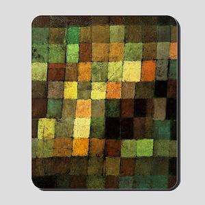 Paul Klee Ancient Sounds Mousepad
