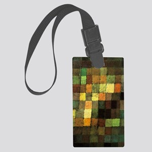 Paul Klee Ancient Sounds Large Luggage Tag