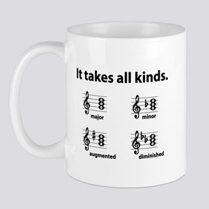 All Kinds Triads Mug