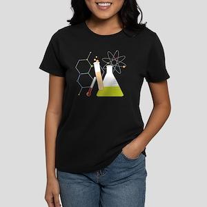 Chemistry Stuff Women's Dark T-Shirt