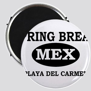 Spring Break Playa Del Carmen Magnet