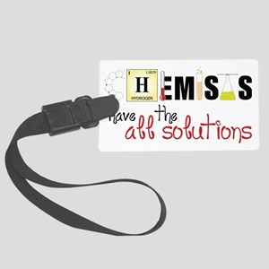 All The Solutions Large Luggage Tag