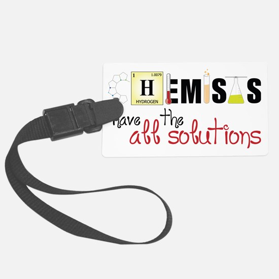 All The Solutions Luggage Tag