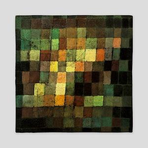 Paul Klee Ancient Sounds Queen Duvet