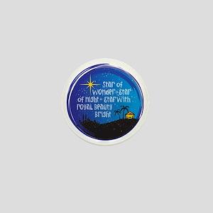 Star of Wonder Mini Button