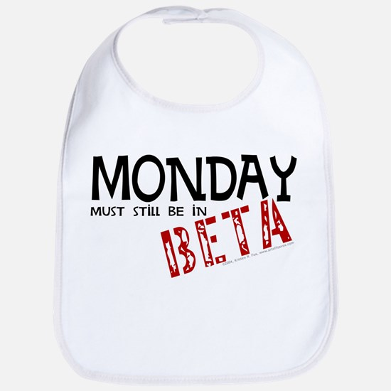 Monday In Beta Bib