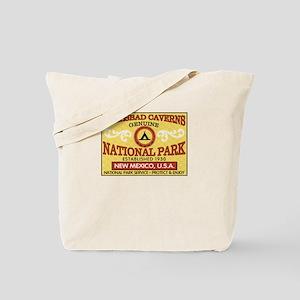 Carlsbad Caverns National Par Tote Bag