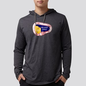 Red River Gorge Climbing Carab Long Sleeve T-Shirt