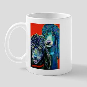 Poodles! Mug