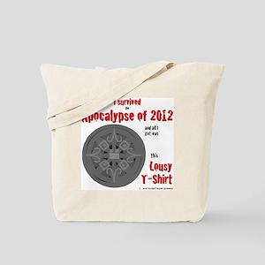 Apocalypse Survivors Shirt Tote Bag
