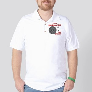 Apocalypse Survivors Sweatshirt Golf Shirt