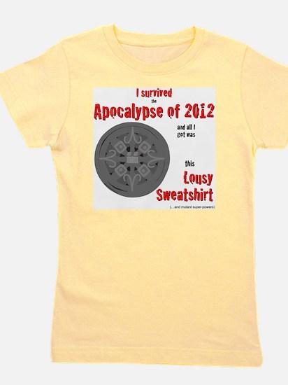Apocalypse Survivors Sweatshirt Girl's Tee